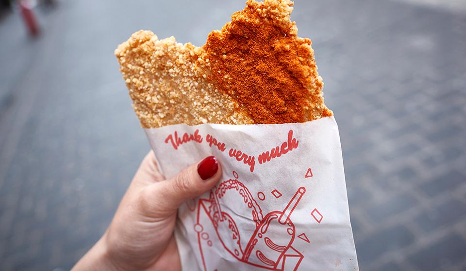chinatown london-good friend fried chicken