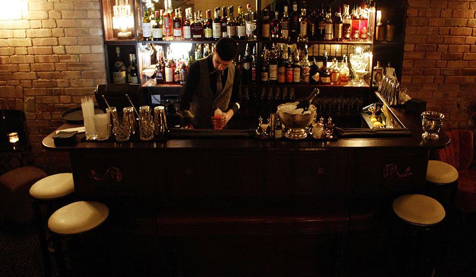 Experimental Cocktail Club内部7