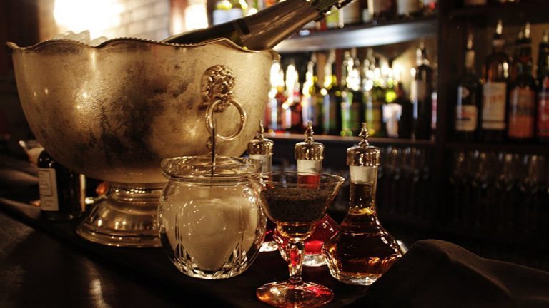 Experimental Cocktail Club鸡尾酒