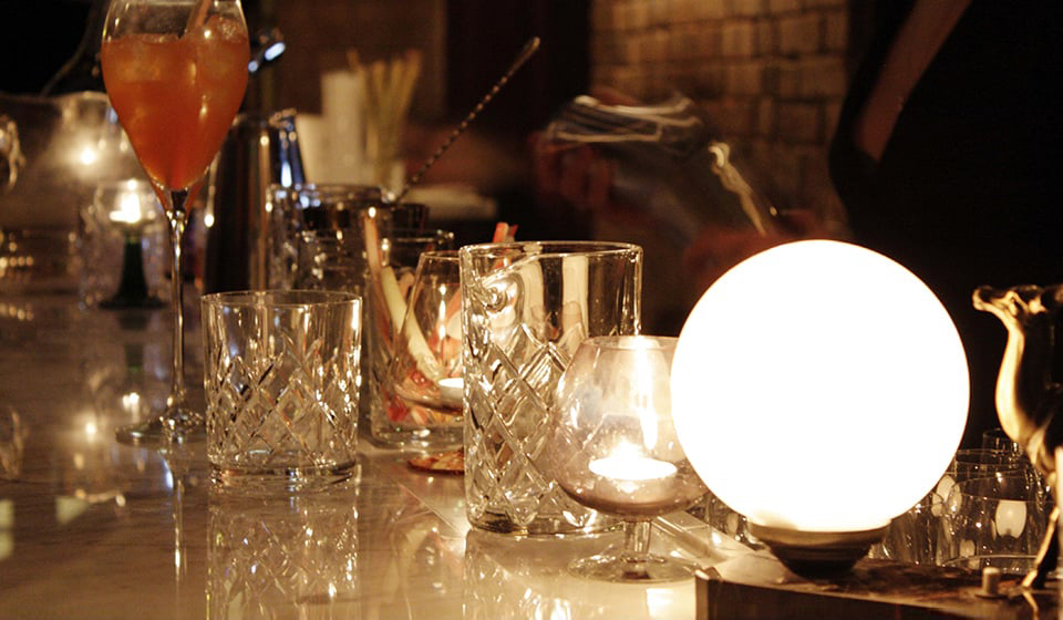 Experimental Cocktail Club内部6