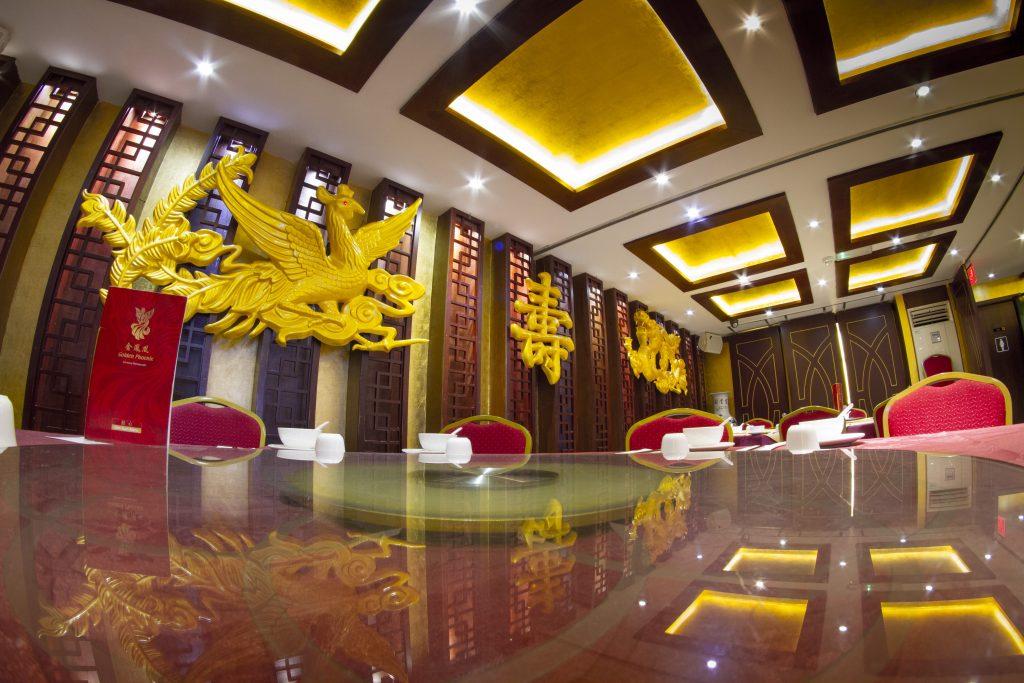 Golden Phoenix Restaurant Chinatown London