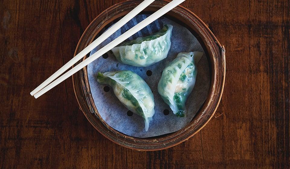 Royal Dragon Restaurant - National Dumpling Day 2017