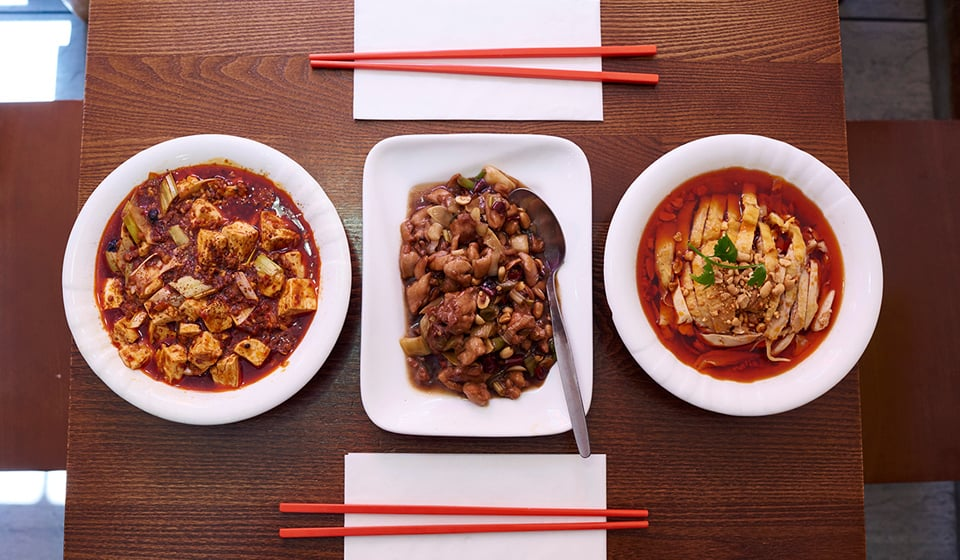 chinatown london-baiwei dishes