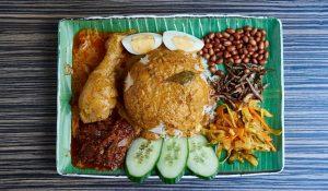 马来一哥菜品1
