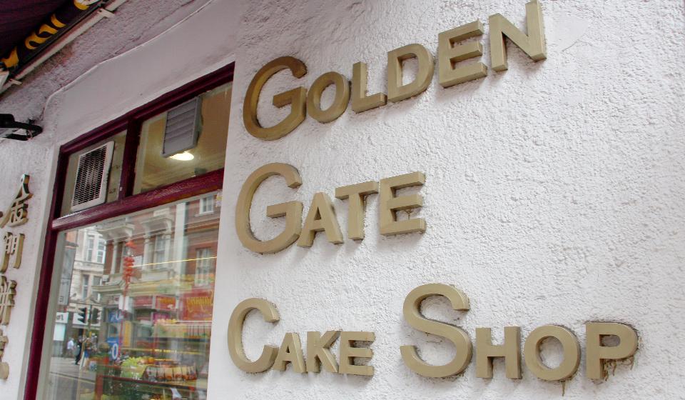 Golden Cake Shop Chinatown
