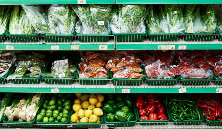 新龙门行超市蔬菜
