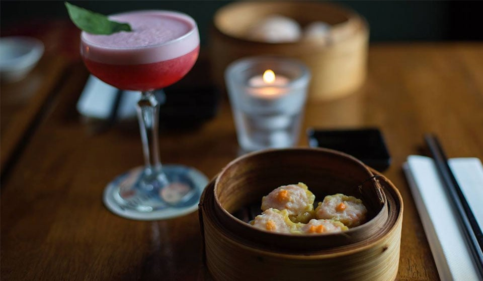 chinatown london-opium cocktails and dim sum