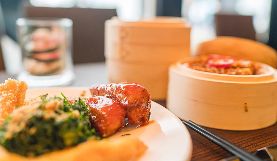伦敦中国城-添福海鲜酒家粤菜