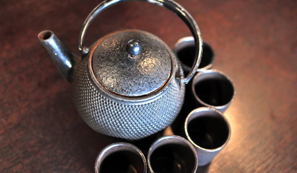 梅花村茶水