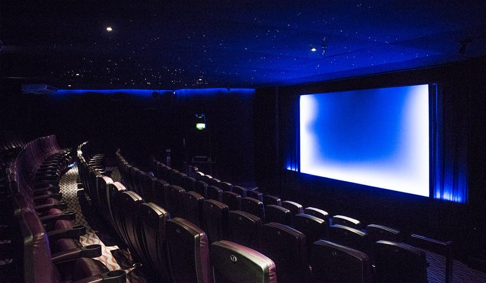 Prince Charles Cinema内部1