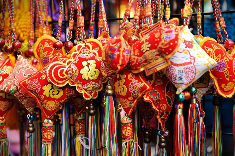 chinatown london-chinese new year gift