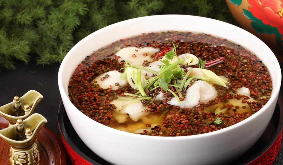 伦敦中国城-水煮鱼2