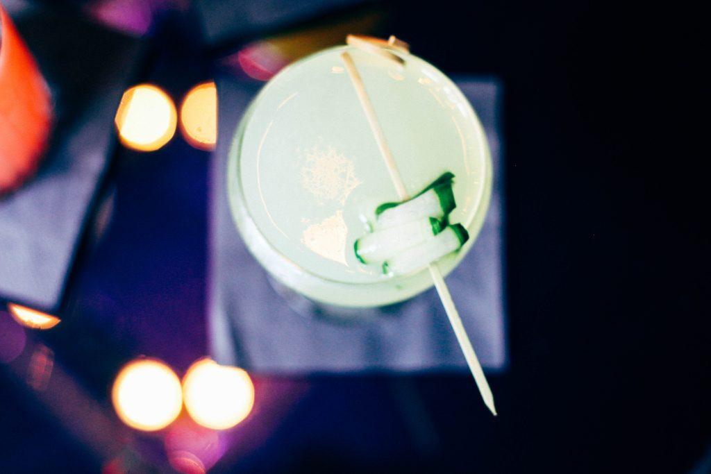 伦敦中国城-The Light Lounge鸡尾酒