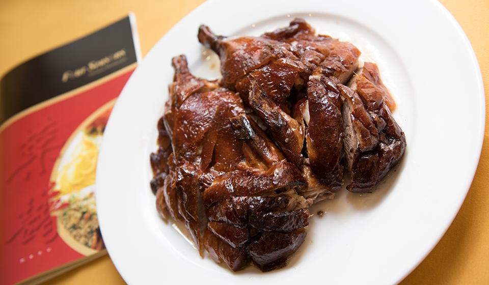 chinatown london- cantonese roast duck