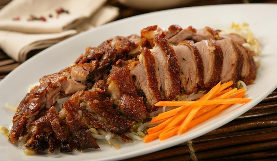 chinatown london-roast duck