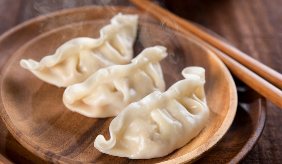 dumpling chinese new year