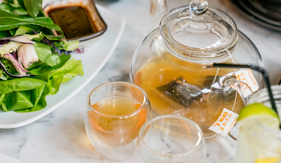 chinatown london-Le hannoi tea