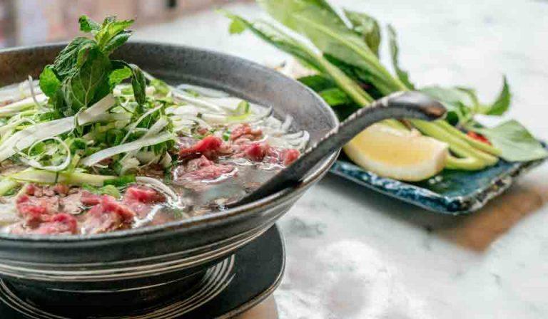 chinatown london-Le hannoi dish