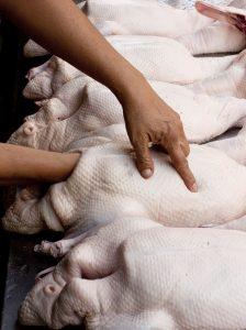 伦敦中国城-北京烤鸭做法2