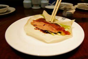 伦敦中国城-北京烤鸭做法3