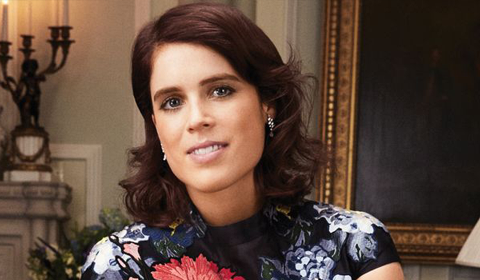 conversation with HRH Princess Eugenie at China Exchange