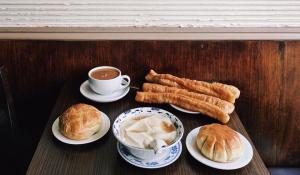 Chinese breakfast