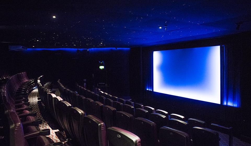 Sing along cinema in Chinatown London