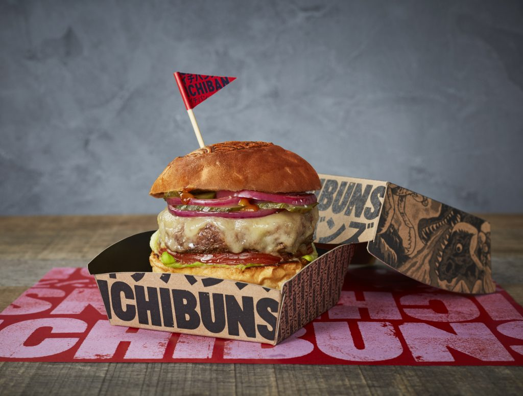 ICHIBUNS Burger