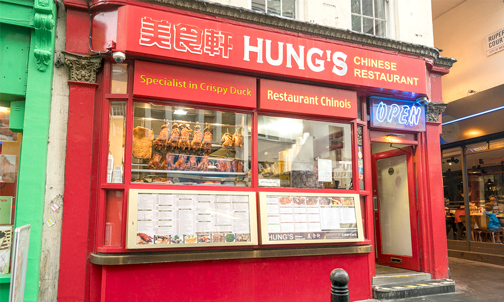 Where to Spend Christmas Day in Chinatown | Chinatown London