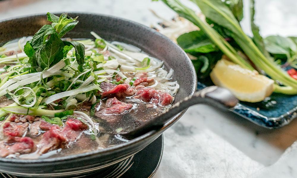 Rare Beef Pho – Le Hanoi