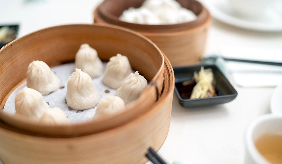Dumplings' Legend dumplings