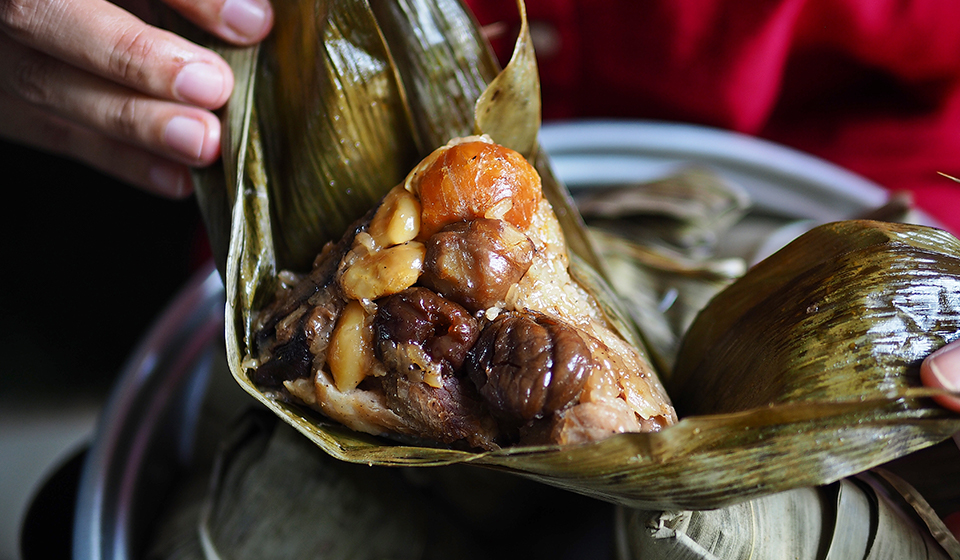 zongzi fillings