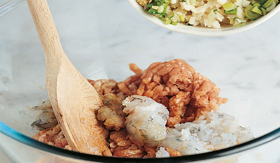 Sichuan Dumplings Recipe