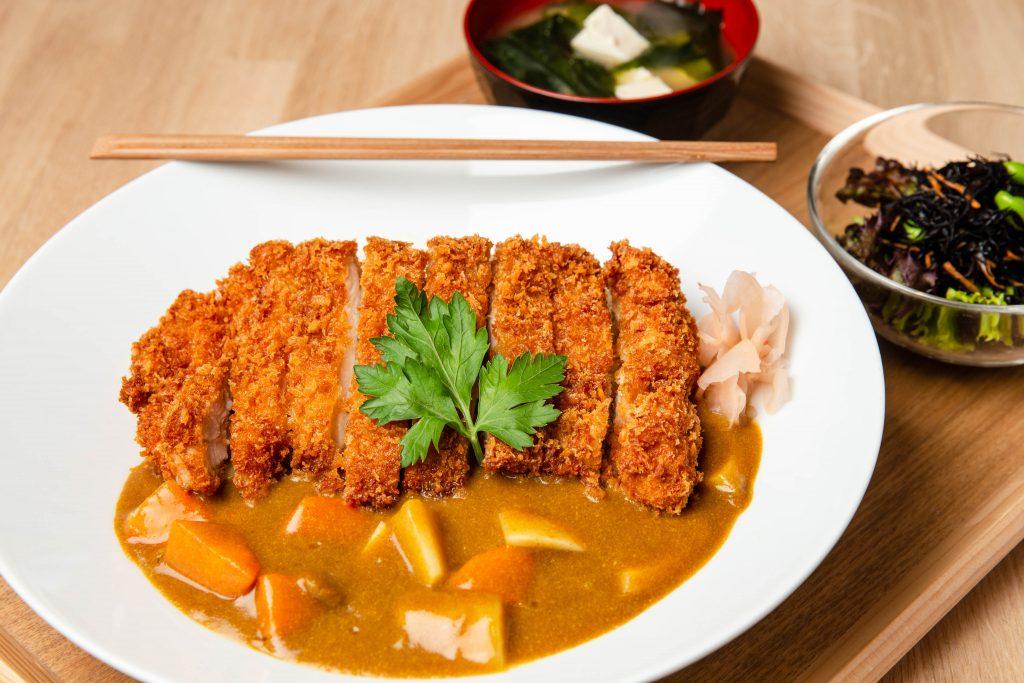 mitsuryu chicken katsu