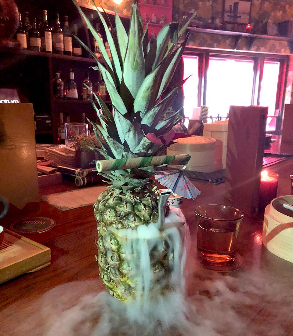 Macau cocktail