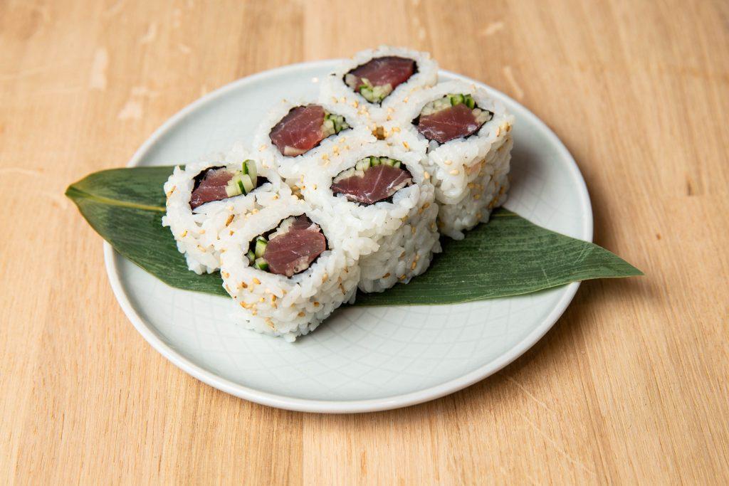 Sushi Uramaki Tuna