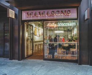Mamasons Chinatown London