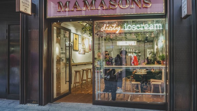 Mamasons Chinatown London